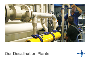 Our Desalination Plans